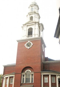 freedom trail 7 park street church