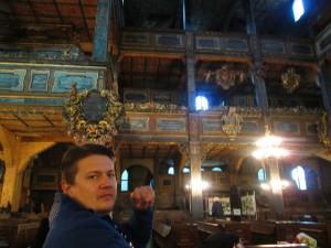 Wnętrze Kosciola Pokoju w Swidnicy