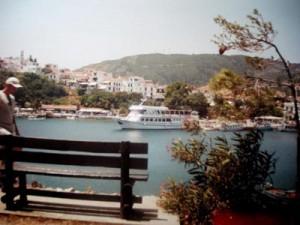 3.Grecja - Wyspa Skiathos