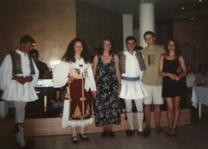 5.Grecja - Paralia - Wieczor Grecki