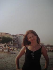 6.Grecja - Paralia - na plazy