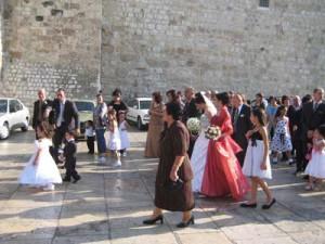 2.2.Slub w Bazylice w Betlejem