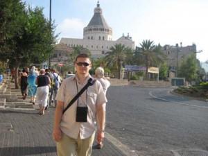 3.1.Nazaret - Widok na Bazylike