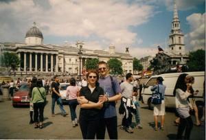 przed british muzeum