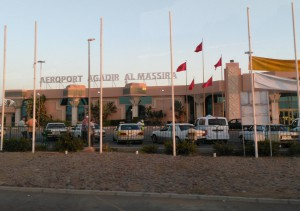 Lotnisko w Agadirze