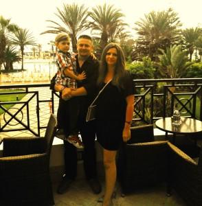 Wieczory w hotelu Iberostar Founty Beach