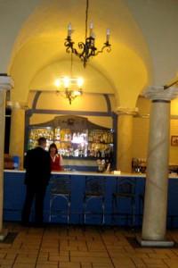 14.Restauracja na Zamku