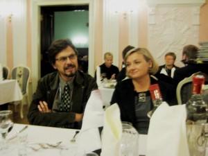 6.Prof . K. Amielanczyk i dr R.Swirgon