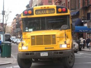 4a nowy jork school bus