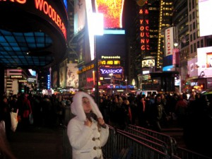 9c nowy jork times square