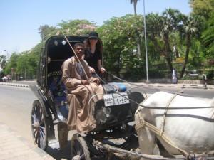 przejazdzka po assuanie