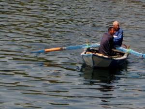 rybacy na nilu