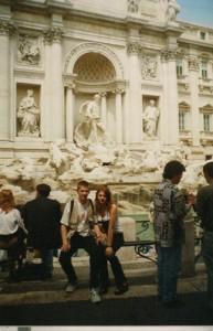 13 Rzym Fontana di Trevi