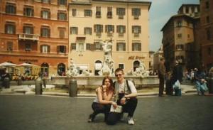 14 Rzym  Piazza Navona