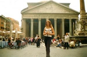 17 Panteon Rzym