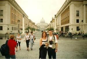 7 Z widokiem na Watykan