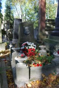 7. cmentarz lyczakowski 2 - nagrobek wladysawa belzy