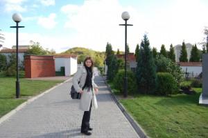 lwow 1 cmentarz orlat lwowskich - przed wejsciem